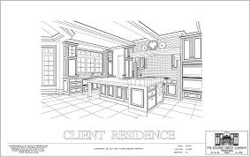 Perfect Kitchen Interior Design Drawings KITCHEN DESIGN COMPANY