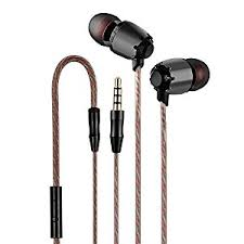 mcdodo m3 enhanced bass noise isolating earphones built in mcdodo m3 enhanced bass noise isolating earphones built in microphone and play pause control for cellphones retail packaging amazon co uk