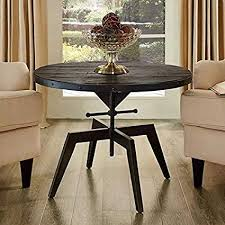wgx industrial metal kitchen dining table side table end table coffee table outdoor