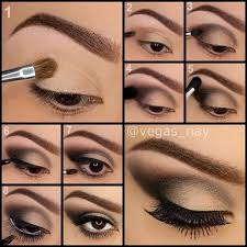tutorial simple images easy ombre eye makeup
