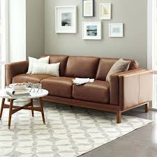 luxury west elm leather couch or 11 west elm sofa bed uk
