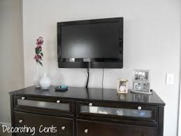 Wall Mount Tv For Living Room Decorating Cents Wall Mounted Tv And Yescomusa