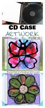 Making A Cd Case Cd Case Artwork For Kids The Pinterested Parent
