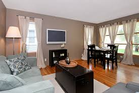 simple living furniture. Simple Living Room And Dining Combined Furniture
