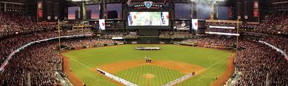 Chase Field Az Seating Chart Chase Field Tickets And Seating Chart