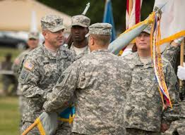 New Leader Takes Over 902nd Mi Group Article The United