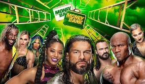 WWE Money In The Bank - Dickies Arena