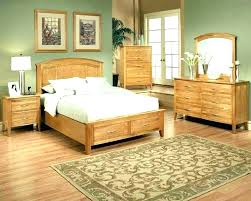 Bedroom Solid Cherry Wood Furniture Solid Wood White Bedroom Set ...