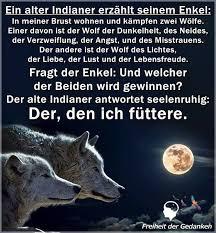Freiheitdergedanken On Twitter Den Guten Wolf Füttern Mit