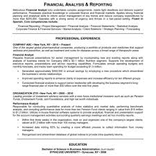 Business Professional Resume Why This Is An Excellent Resume Business Insider With Professional 8