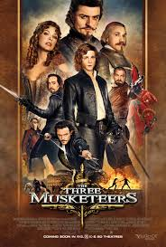 A fist full of musketeers