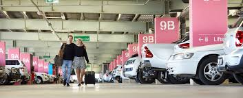 Long term parking at Brisbane Airport