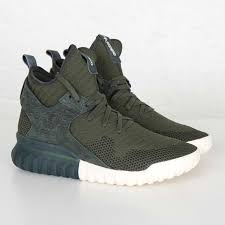 adidas shoes high tops womens. womens green adidas tubular x asw primeknit high tops casual shoes v