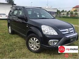 2005 Honda CR-V for sale in Malaysia for RM34,900 | MyMotor
