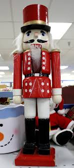 Nutcracker Christmas Decoration