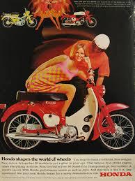 vintage honda motorcycle ads. 1967 honda 90 u0026 rally motorcycle ad vintage ads c