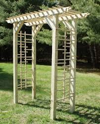 yellawood s garden arbor plan tom s