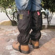 image is loading outdoor waterproof cing hiking gaiters chap snake snow