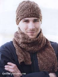 Crochet Hat And Scarf Patterns
