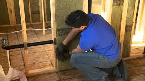 Insulate And Soundproof An Interior Wall Or Room With Roxul YouTube - Insulating a bathroom