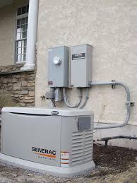 Generac installation Generator Generac Generac Residential Generator Installation Transfer Burkholder Hvac Generators Burkholders Heating Air Conditioning Inc