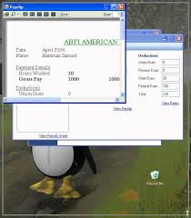 Piccolo Test Version Demo Payroll Calculation Software Youtube
