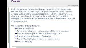Webinar Budgeting R12 1 3 Oracle General Ledger On Vimeo