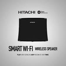 hitachi w50. hitachi wifi. w50 speaker