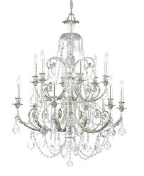 house of hampton lighting canada light crystal chandelier 1 2 wide reviews regarding stylish household plan