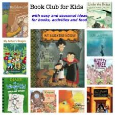 book club for kids book club ideas for kids