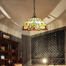 tiffany style pendant light