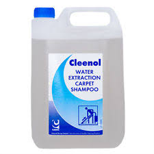 carpet shampoo. extraction carpet shampoo - 5 litres