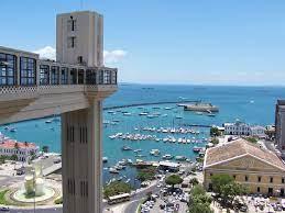 BRASIL VIAGEM E TURISMO: Pontos Turisticos Bahia - Elevador Lacerda em  Salvador