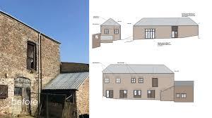 Stone Building barn conversion