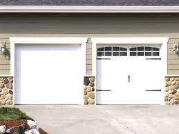 garage door garage door trim a concord aluminum trim for garage door opening