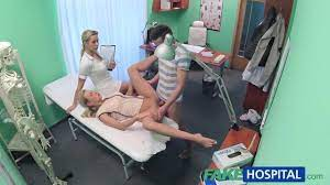 Fake Hospital Nurse Doctor