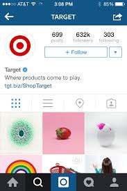 instagram profile 2015. Perfect Profile Clicking The Link Takes Visitors To Like2Buy Site Which Shows All  Target Instagram Photos That Contain Products On Profile 2015 E