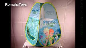 Детская <b>палатка</b> Frozen - как собрать <b>палатку домик</b>. Видео ...