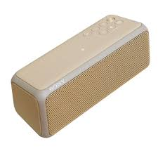 sony wireless speakers. sony portable wireless speaker with bluetooth and waterproof powerbank feature srs-xb3 brown colour speakers