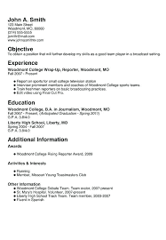 Create A Resume Free Best Of How To Make A Free Resume For First Job First Resume Maker R Sum