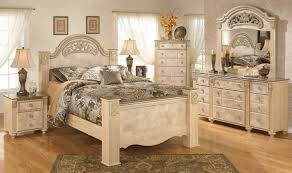 ashley furniture bedroom dressers awesome bed: ashley furniture saveaha poster bedroom set