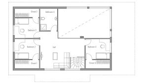 Modern House Plans With Amusing Modern House Plan  Home Design IdeasHome Planes