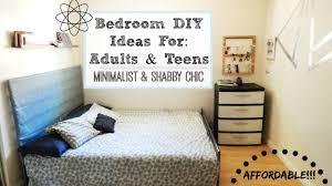 Diy Decoration For Bedroom Bedroom Makeover Diy Ideas For Adults Dorm Rooms Teens