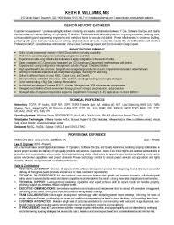 Power Resume Sample