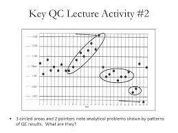 Trend And Shift Of Data In Levey Jennings Chart Levey Jennings Activity Objectives Ppt Video Online Download