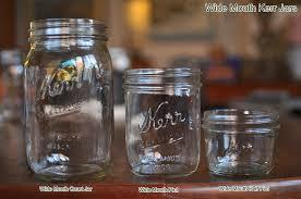 Kerr Mason Jar Age Chart Canning 101 A Field Guide To Jars Food In Jars
