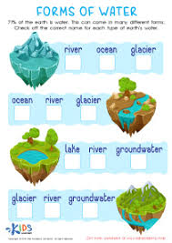Matching exercises to increase students' vocabulary. 2nd Grade Science Worksheets And Free Printables