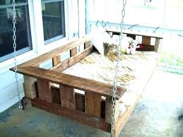 bed swing plans porch swing plans swing bed plans porch bed swing plans outdoor floating beds