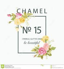 Floral Logo Design Free Download T Shirt Floral Graphic Design Stock Vector Illustration Of
