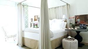 Handmade Bed Canopy Style Used Frame Pine Four Poster Medium Size Of ...